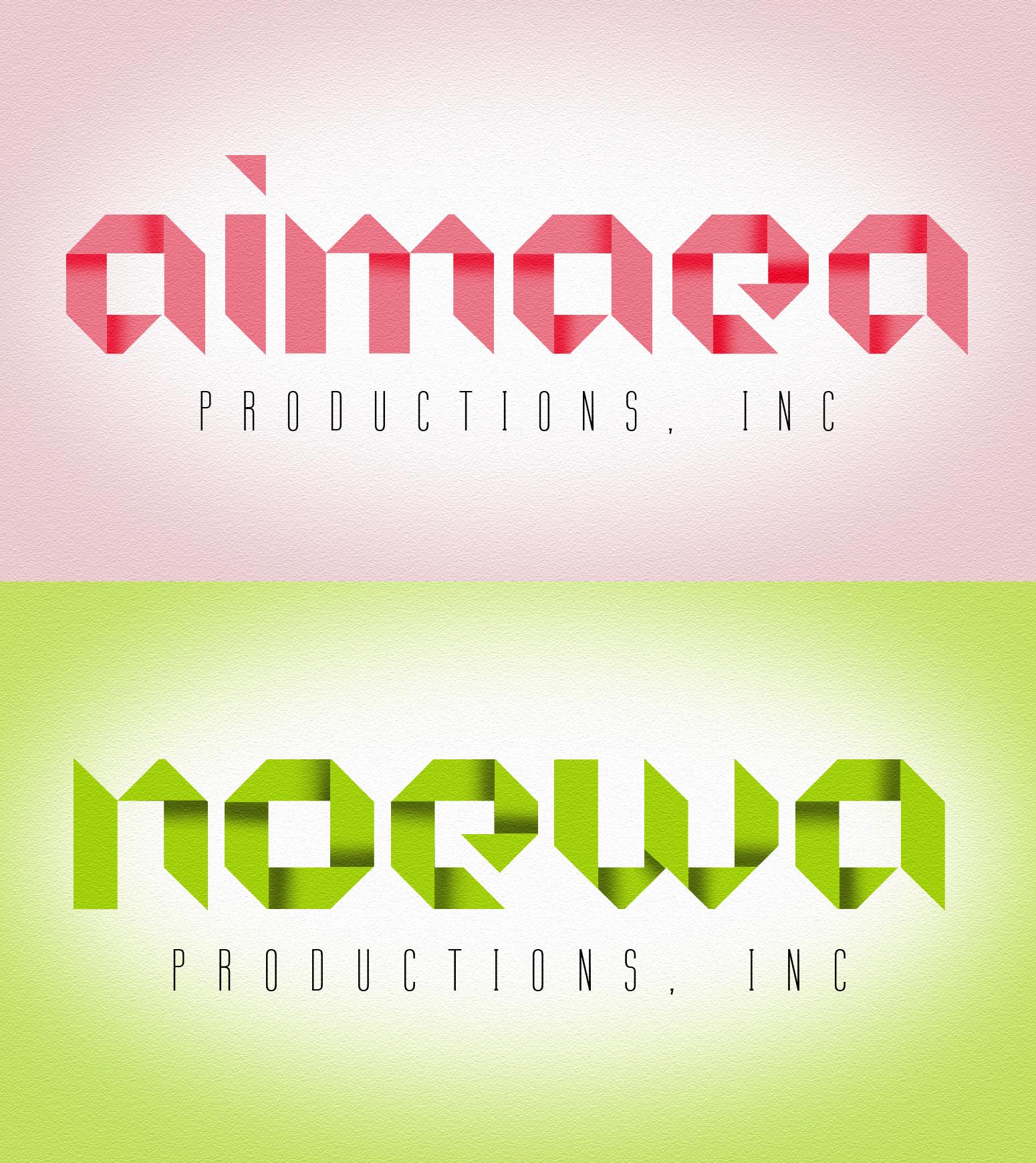 AIMAEA-NOEWA-Origami-Logo-Experiment
